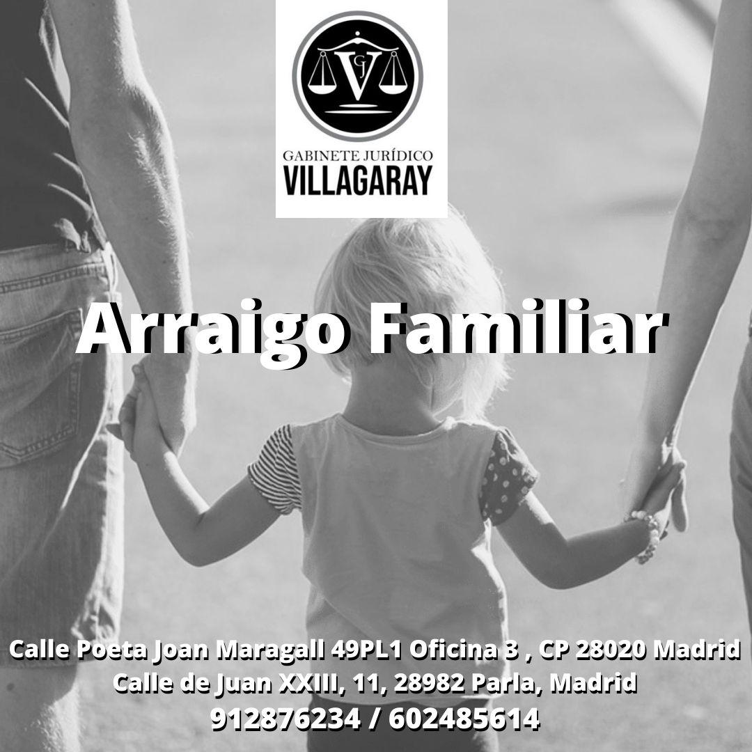 CONSEGUIR LA TARJETA DE RESIDENCIA POR ARRAIGO FAMILIAR
