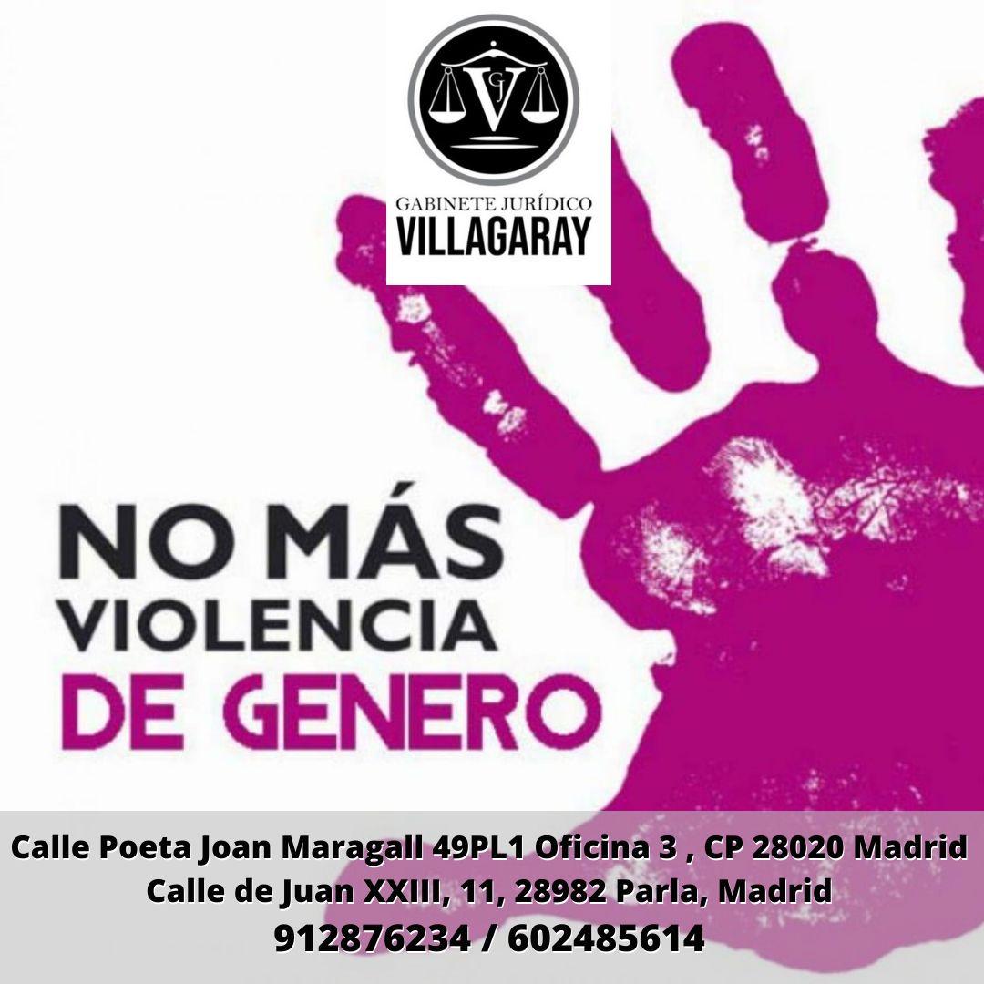 El delito de violencia de género en Madrid/España